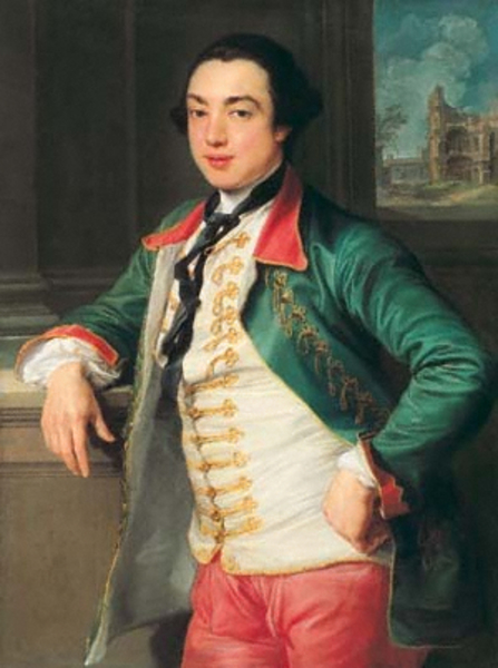 James Caulfield, 1st Earl of Charlemont