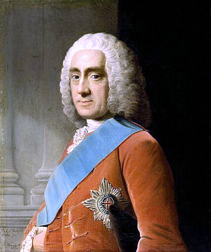 Philip Dormer Stanhope, 4th Earl of Chesterfield